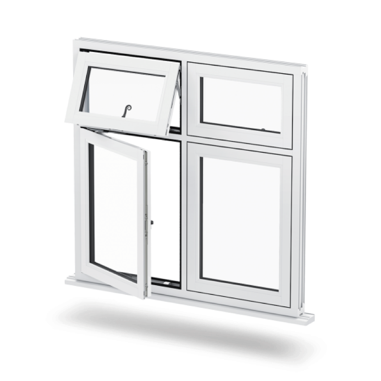 Liniar Refine Flush Sash Window